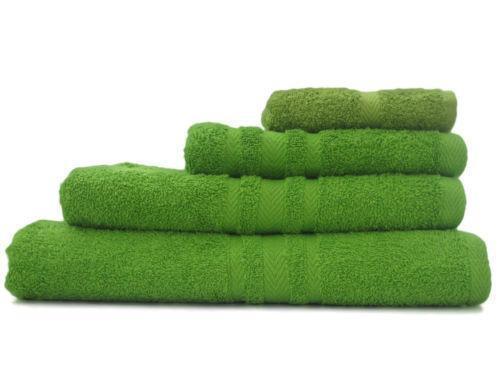 Lime Green Towels Ebay