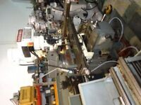 BARON MAX MODEL KM 3VB TURRET MILLING MACHINE
