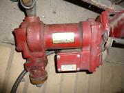 Diesel Tank Pump