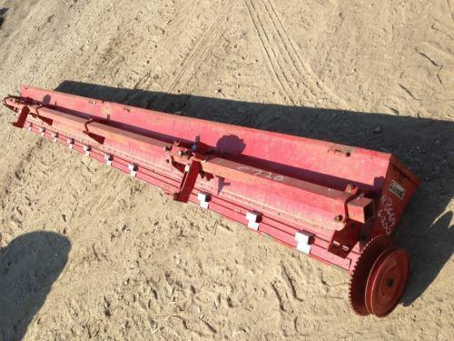 Seed Drill Heavy Equipment Attachments Ebay