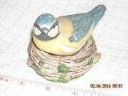 Vintage Bird Salt and Pepper Shakers