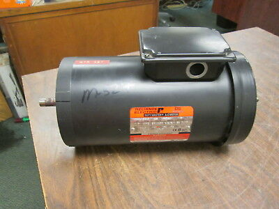 Reliance Electric Ac Motor P56x1534r 1.5hp 1725rpm Fr Fe56c 230460v 4.22.1a