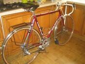 Used Touring Bicycle
