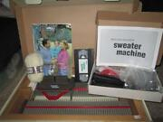 Vintage Knitting Machine