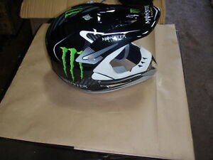 MONSTER HELMETS MOTOCROSS BRAND NEW IN STOCK FREE SHIP Prince George British Columbia image 1