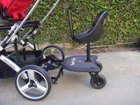 Cozy X rider buggy board/seat
