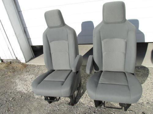 Ford Van Front Seats Ebay