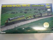 John Deere Train Set