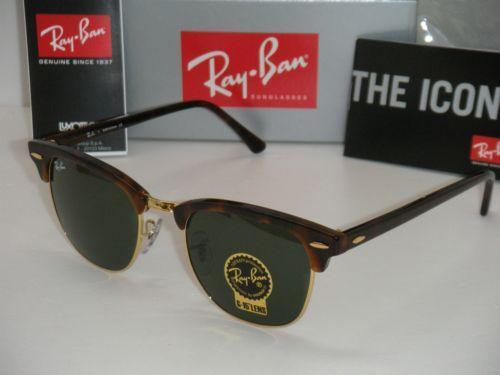 Ray Ban Clubmaster Tortoise