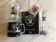 Oakland Raiders Stein
