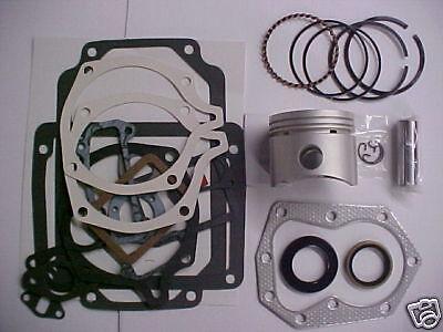 fits Kohler Engine REBUILD KIT FOR all K241 piston std w/gaskets for 10hp Kohler Piston Rebuilding Kit
