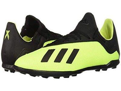 ad20fb1d20a44f Adidas Kids X Tango 18.3 TF Soccer Shoe Solar Yellow DB2423 Youth SZ 1.5  NEW!