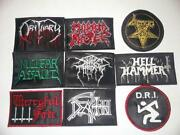 Thrash Metal Patches