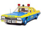 Ertl 1:18 Scale Diecast Police Vehicles