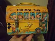 Vintage Dome Lunch Box