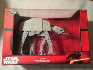 Brand New Star Wars The Force Awakens AT-AT Walker Die Cast HTF