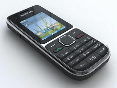 NEW NOKIA C2-01 - Unlocked Mobile Phone - UK Warranty - Unlocked