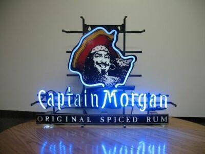 Captain Morgan Pirate Rum Neon Light Sign 17