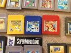 Gameboy Color Pokemon Lot