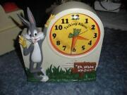 Bugs Bunny Alarm Clock