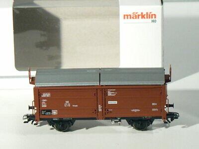 Märklin H0 00769, ein Schiebedachwagen ohne Bremserbühne, DB, neu, OVP