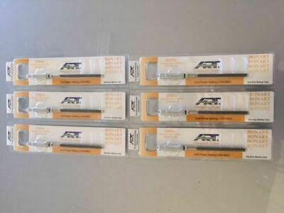 6 Dental Ultrasonic Cavitron Insert Tips Slimline 30k If100 Bonart Thin Series