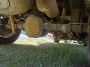 Ford F350 Rear Axle