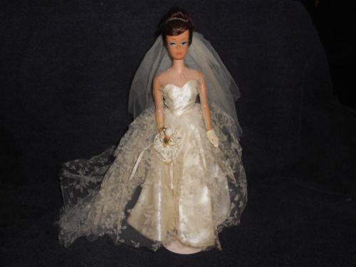 Vintage Doll Wedding Dress