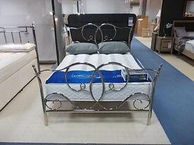 Sterling bed frame plus mattress
