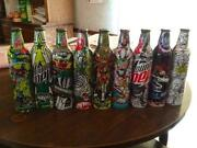Mountain Dew Green Label Art