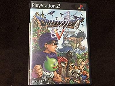 PS2 Dragon Quest V 5 PlayStation 2 Japan ()