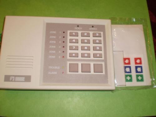 honeywell alarm panel instructions