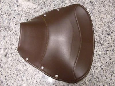 ROKON Trail breaker driver seat saddle BROWN COVER V8316 for sale  Anaheim