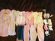 Baby Girl Clothes Lot 3 Months