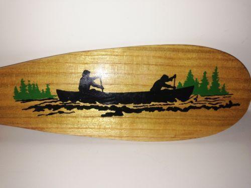 Canoe Decor Ebay