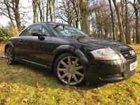 *STUNNING*AUDI TT 1.8 TURBO(225BHP) COMES WITH FULL SERVICE RECORD*CLEAN CAR*