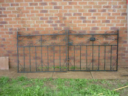 Metal Fencing Ebay