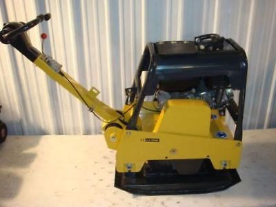 Bulldog Mfg Hydraulic Reversible Plate Compactor