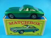 Matchbox Ferrari Berlinetta