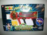 Power Rangers Zeo Weapons