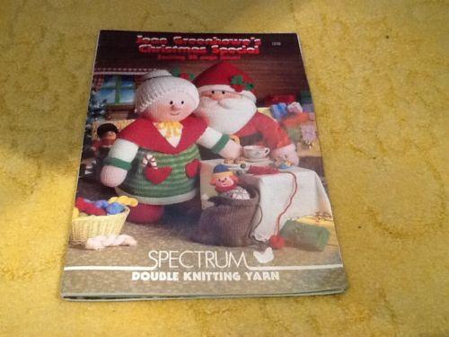 Christmas Knitting Patterns Ebay