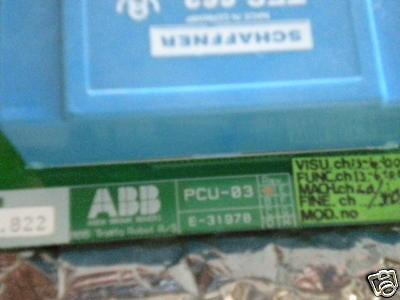 Abb E31978 New Purging Control Board E-31978