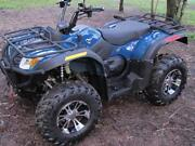 4WD Quad Bike