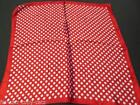 Red Spot Scarf