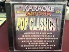 Pop Karaoke Standard CD + G Karaoke CDGs, DVDs & Media