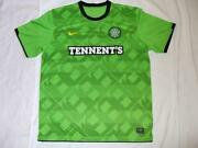 Celtic Away Shirt 2011