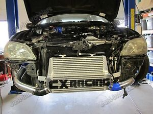 Intercooler + Piping + Turbo Air Intake Kit For 98-05 Lexus IS300 2JZ-GE NA-T