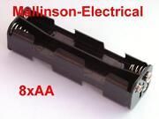10 AA Battery Holder