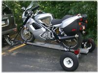 Wanted cheep bike trailer