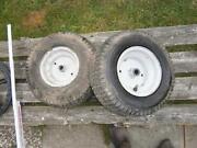 Rasentraktor Reifen